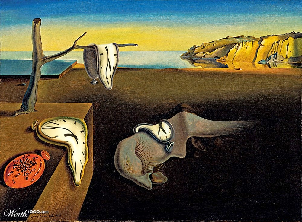 essay about the persistence of memory The persistence of memory is a 1931 painting by artist salvador dalí, and is one  of his most recognizable works first shown at the julien levy gallery in 1932,.