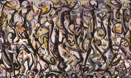 Rebirth of an individual echoing the impulses of the collective, an insight into Jackson Pollock's world