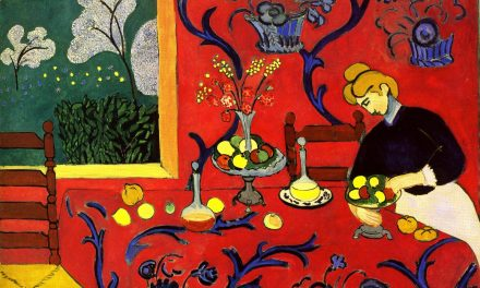 How the atmosphere of the nature, devoid of Sun inspires the mind to create inner world full of color, optimism and serenity in Henri Matisse's world