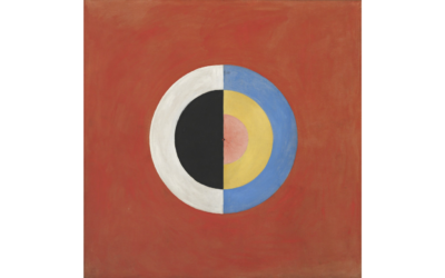 Hilma af Klint mysticism that brought innovation in art which nobody was aware of at the time